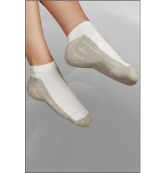 Eco Silver Sport Socks